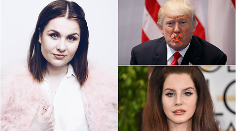 Feminism, Donald Trump, Debatt, Way Out West, Lana Del Rey, Elin Nilsson