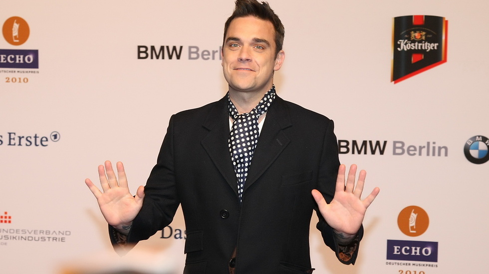 Robbie Williams.