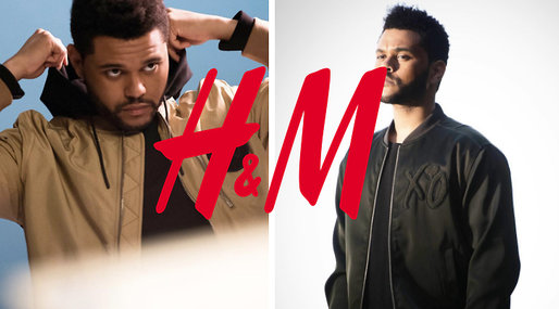 H&M, The Weeknd