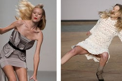 Fail, runway, catwallk,  models