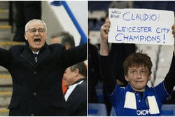 Fotboll, Claudio Ranieri, Leicester City, Premier League