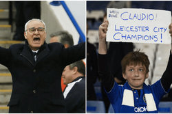 Fotboll, Leicester City, Claudio Ranieri, Premier League