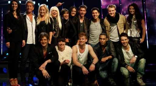 Melodifestivalen 2012, Sara Li, Leksand, Youngblood, Maria BenHajji, Björn Ranelid, Love Generation, Melodifestivalen, Mattias Andréasson, SVT, Andreas Johnson, Molly Sandén, Carolina Wallin Perez