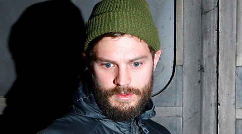 Jamie Dornan, Stalking, fifty shades of grey