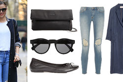 inspiration, Sno stilen, Trend, Miranda Kerr, Mode, Shopping