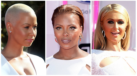 Lionel Richie, Paris Hilton, Gala, BET Awards, Amber Rose