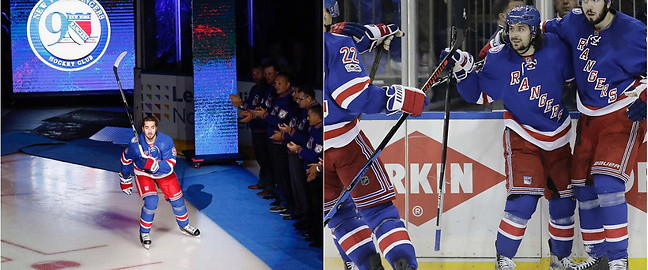nhl, New York Rangers, ishockey