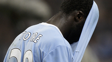 Dopning, Manchester City, Premier League, Kolo Touré