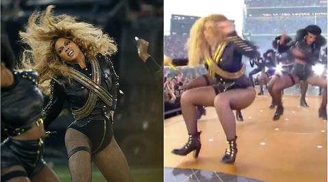 Beyoncé Knowles-Carter, Snubblar, super bowl, Trillar