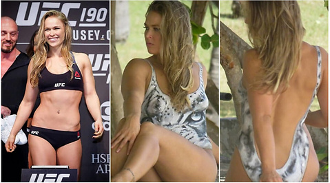 Sports Illustrated, UFC, MMA, Ronda Rousey