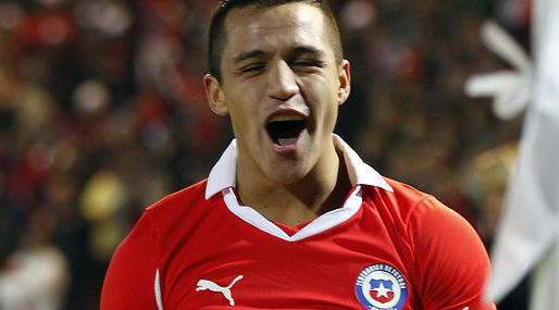 Chile, Barcelona, Udinese, serie a, Alexis Sanchez