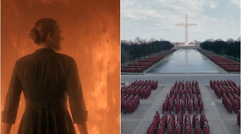 tv-serie, The Handmaid's Tale, HBO Nordic
