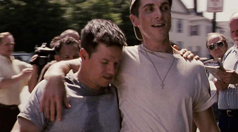 The Fighter, Christian Bale, Mark Wahlberg