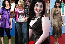 Kelly Clarkson, Kelly Osbourne, Jennifer Hudson