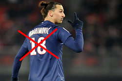 Nummer, Zlatan Ibrahimovic, Paris Saint Germain
