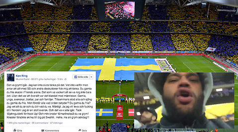 Danmark, Sverige, Fotboll, Playoff, Ken Ring, Paris