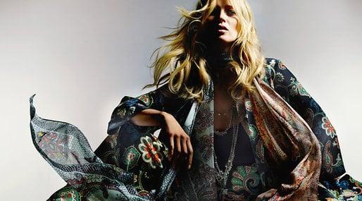 Kate Moss, trends, Colloboration, Kate Moss X Topshop, Fashion