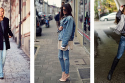 Outfits, Jeans