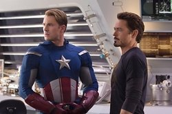 Iron Man, Filmtipset, Captain America
