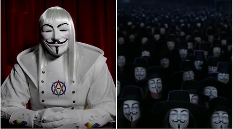 Anonymous, Parti