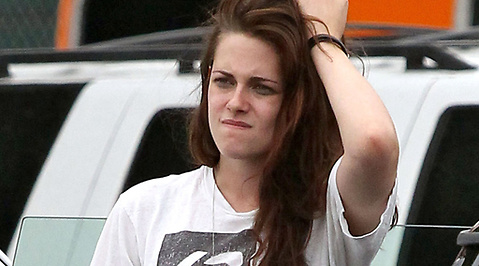 Robert Pattinson, Separation, Kristen Stewart
