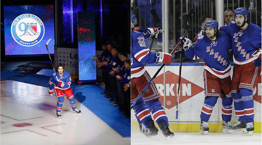 New York Rangers, nhl, ishockey