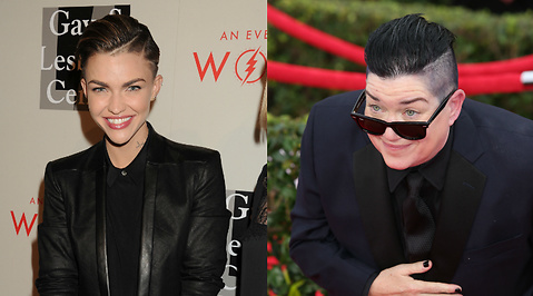 Orange is the new black, Skönhetsideal, Ruby Rose Langenheim, Lea DeLaria