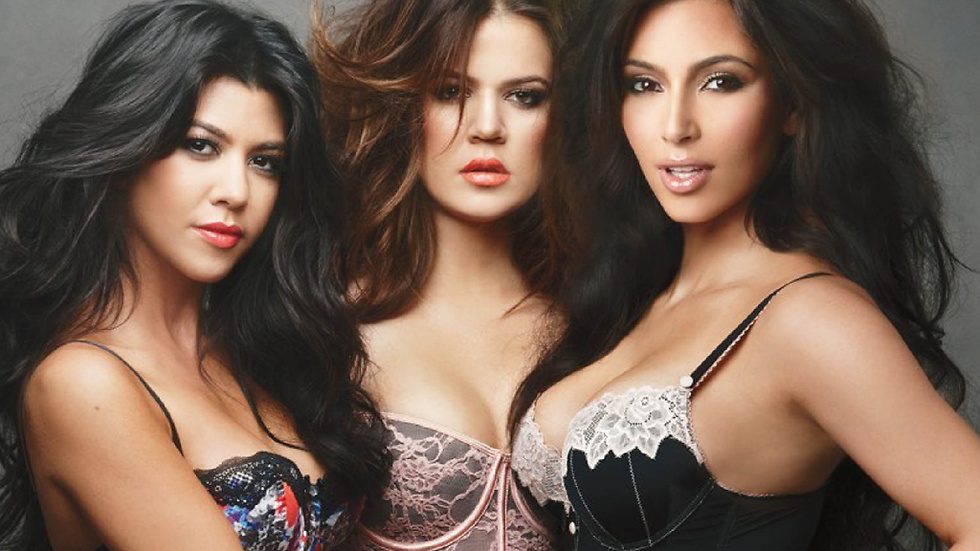 "Khloe, Kourtney och Kim drar in en rejäl slant på ""Keeping up with the Kardashians""."