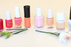 Pink,  Nailpolish, Nude, Skonhet, Beauty, Nagellack