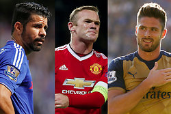 Manchester United, Chelsea, Arsenal, Fotboll,  Bournemouth