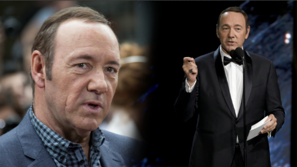 Kevin Spacey, Kevin Spacey