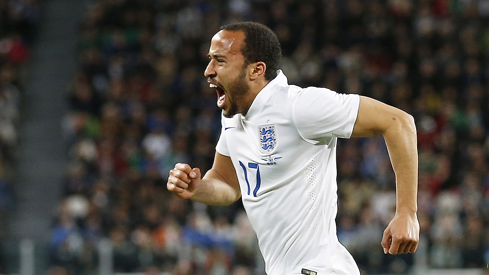 Andros Townsend.
