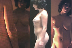 Under the skin, Scarlett Johansson