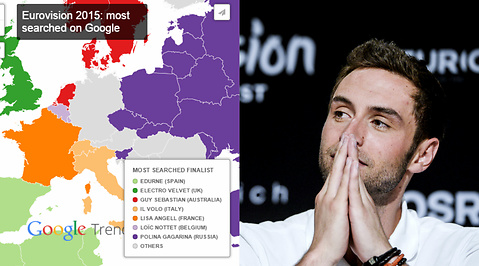 Mums Mums, Heroes, Eurovision Song Contest, Måns Zelmerlöw