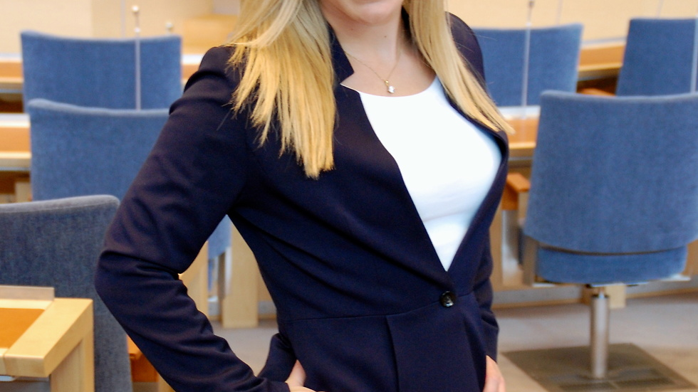 Jessica Rosencrantz, Moderaterna