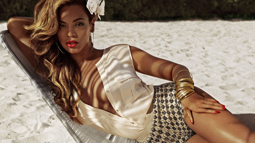 7. Beyoncé Knowels