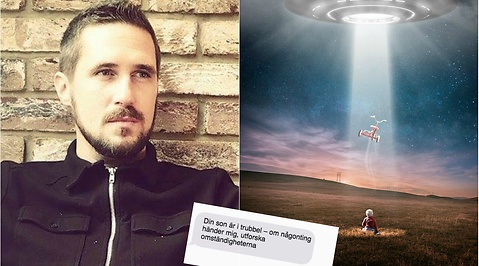 Ufo, Konspirationsteorier