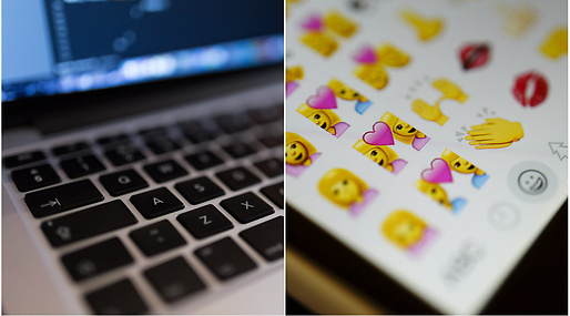 Emoji, MacBook