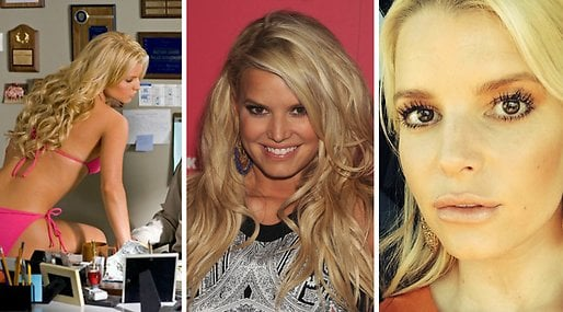 Jessica Simpson, Nick Lachey, Eric Johnson,  Happy Birthday