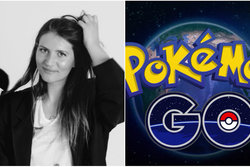 Lovisa Gärde, Pokemon Go, Blocket, Pokémon go, Pokewalker