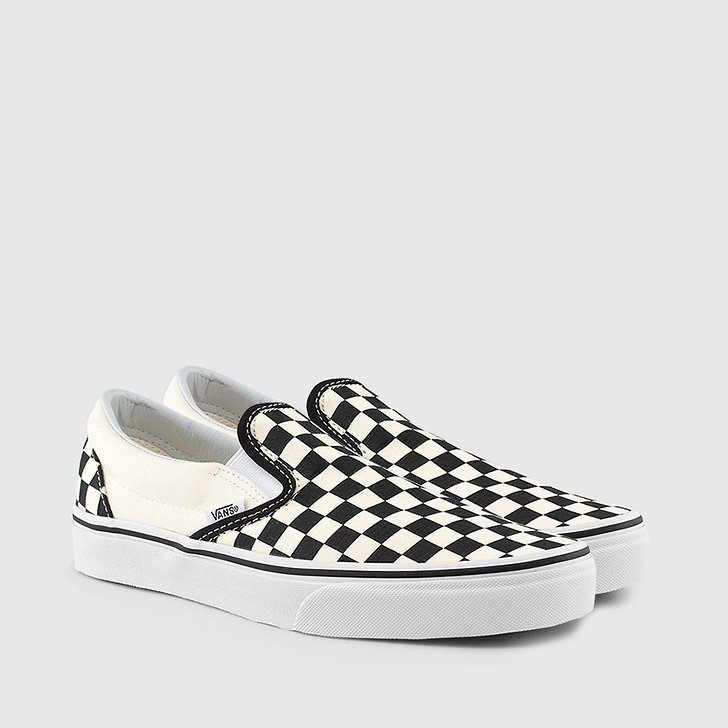 Vans Classic Checkerboard Slip-On (Unisex)