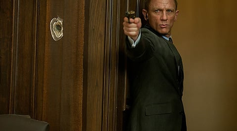 Hollywood, Daniel Craig, Bond, James Bond, Film, Skyfall, Javier Bardem
