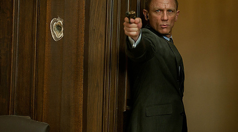 Film, Bond, Javier Bardem, Hollywood, Daniel Craig, Skyfall, James Bond