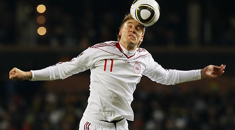 Holland, VM i Sydafrika, Nicklas Bendtner