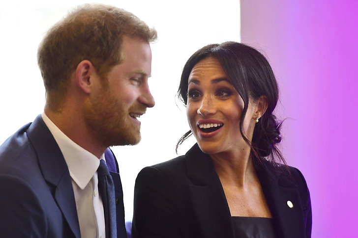 Meghan Markle och Prins Harry