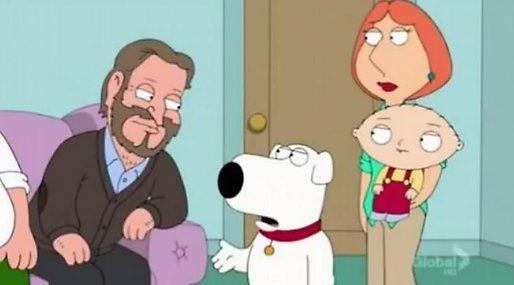 Robin Williams, Family Guy