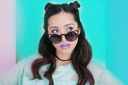 Vloggare,  Look, Outfit, Stil, 90-talet,  Michelle Phan