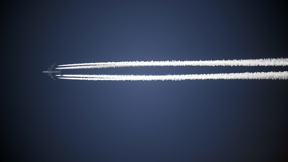 Chemtrails?