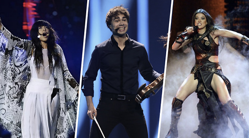 kwiss, Eurovision Song Contest