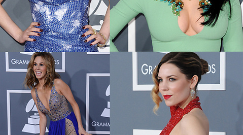 Jennifer Lopez, Katy Perry, Grammy Awards